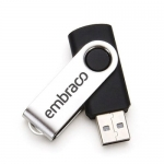 Brinde Pen Drive Twist 4GB