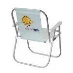 Brinde Cadeira de Praia c/ Porta Revista
