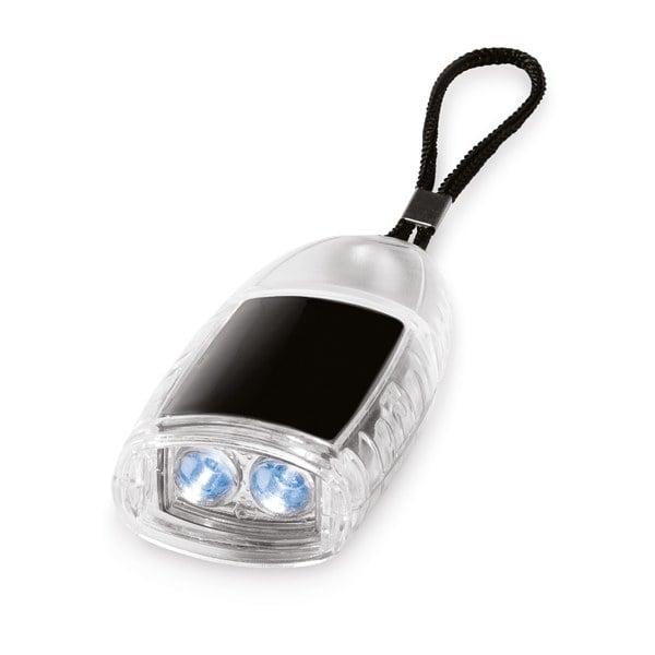 Chaveiro lanterna com 2 leds especial