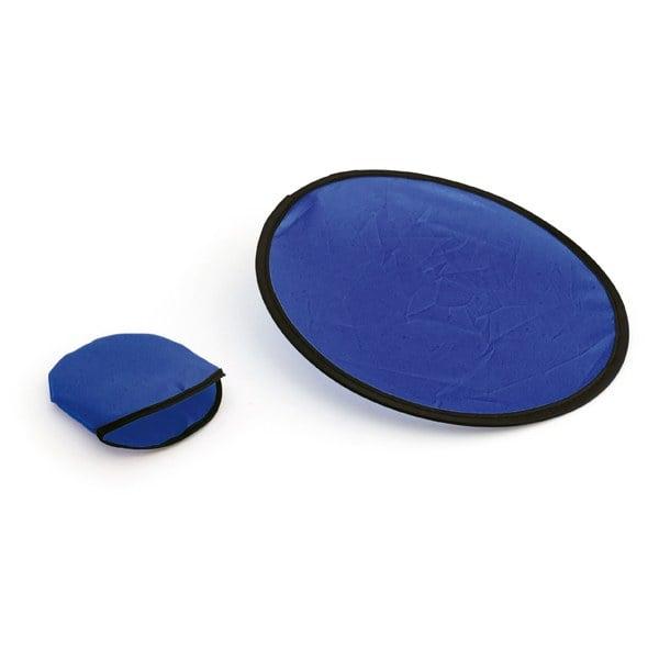 Frisbee dobrável com bolsinha