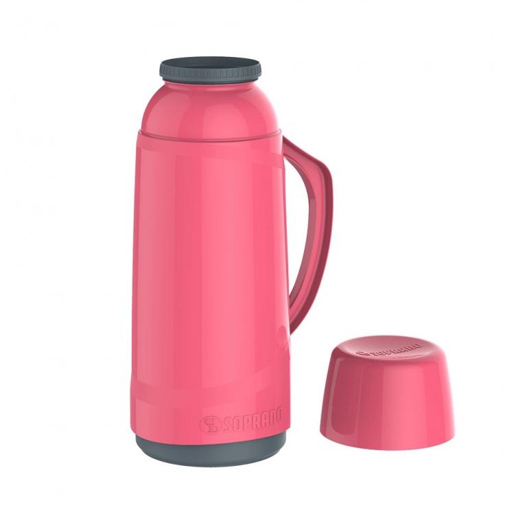 09000.0170.43 – cristal 650ml rosa sem tampa