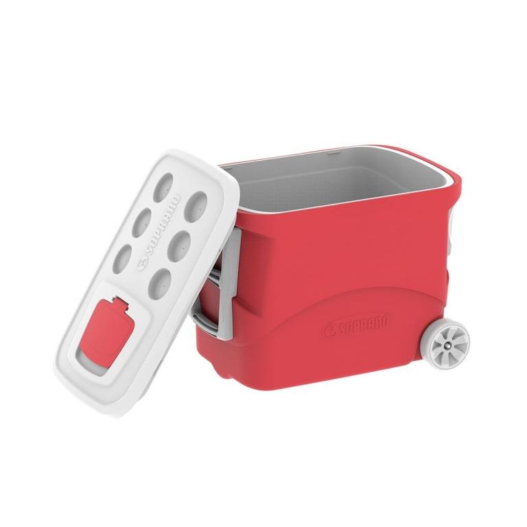 brinde Caixa Termica com Rodinhas e Puxador 50 lts-1