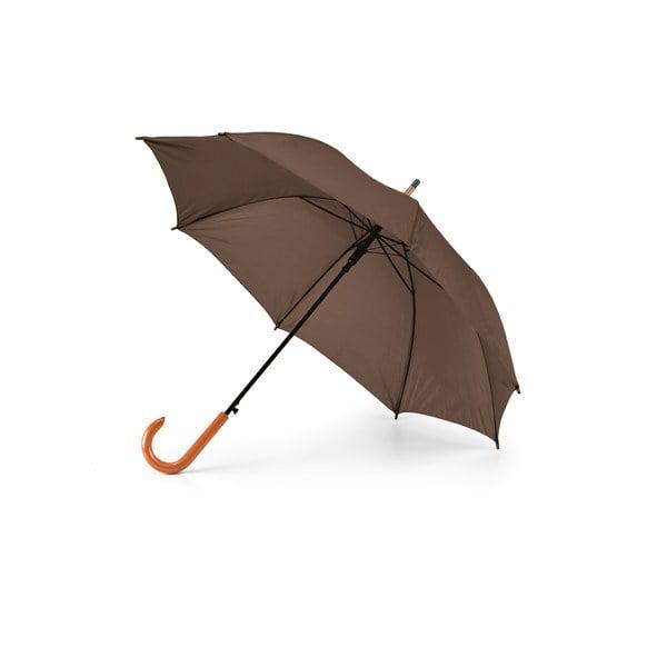 brinde Guarda-chuva Premier com Cabo de Madeira 1-2 mt-1
