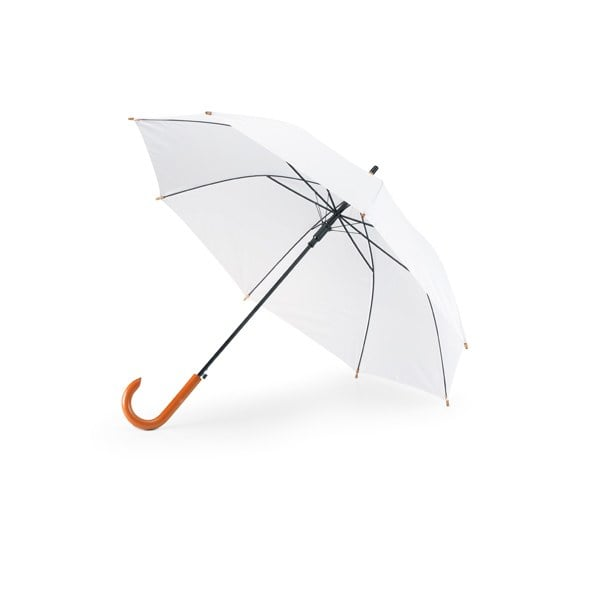 brinde Guarda-chuva Premier com Cabo de Madeira 1-2 mt-6