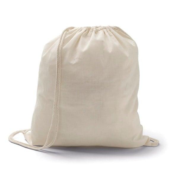 Mochila em algodão