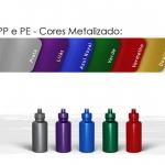 Brinde Squeeze PVC metalizado