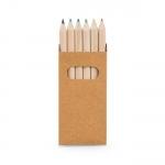 Brinde Kit Mini Lápis de Cor