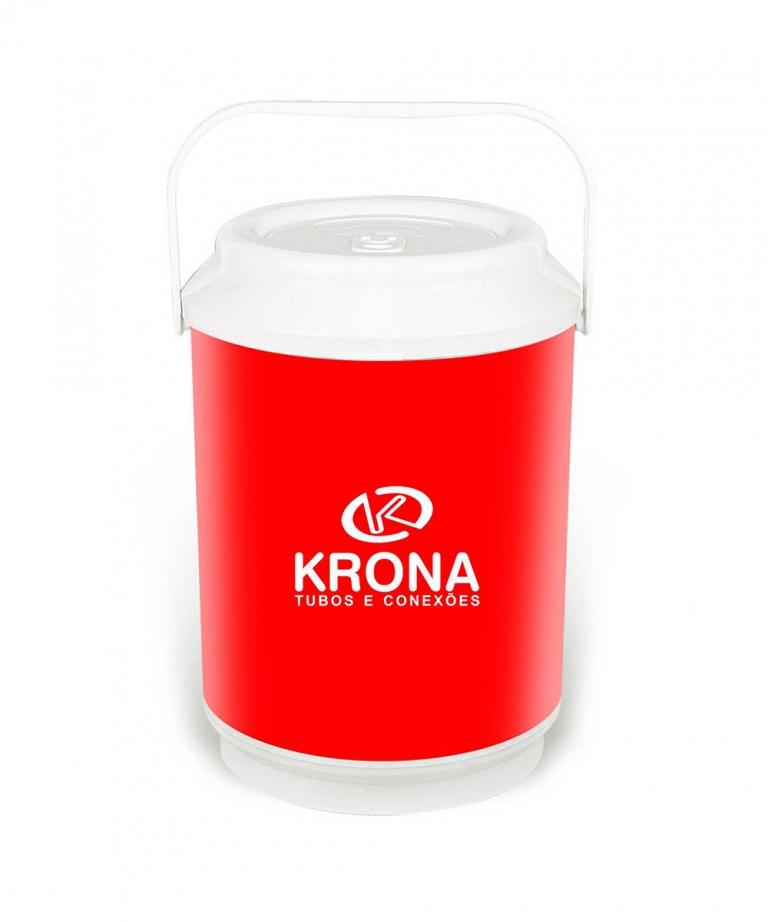 Brinde Cooler PVC 12 latas