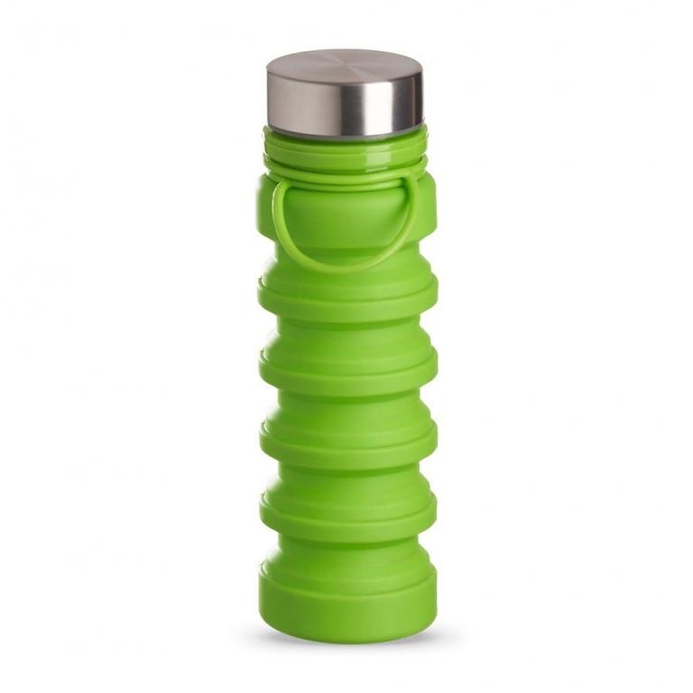brinde Squeeze Ecologica Retratil de Silicone 500 ml-12