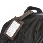 Brinde Identificador de Mala de Viagem em Couro Sintético
