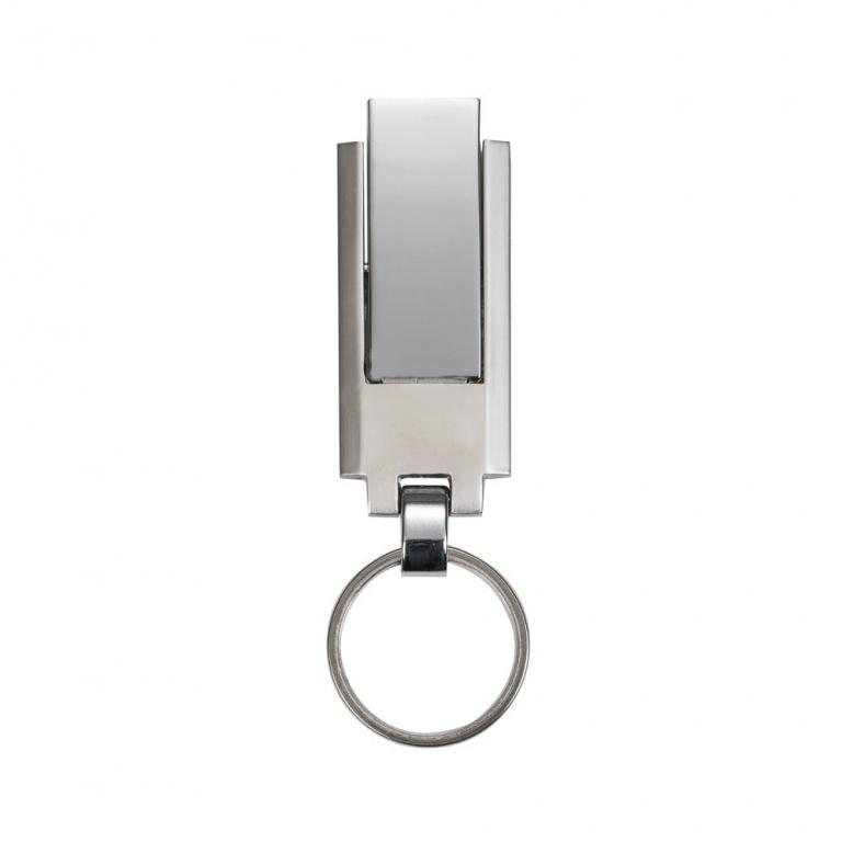 brinde Pen Drive Chaveiro Giratorio 4GB-4