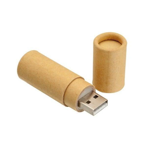 brinde Pen Drive Ecologico de Papel 4GB-6