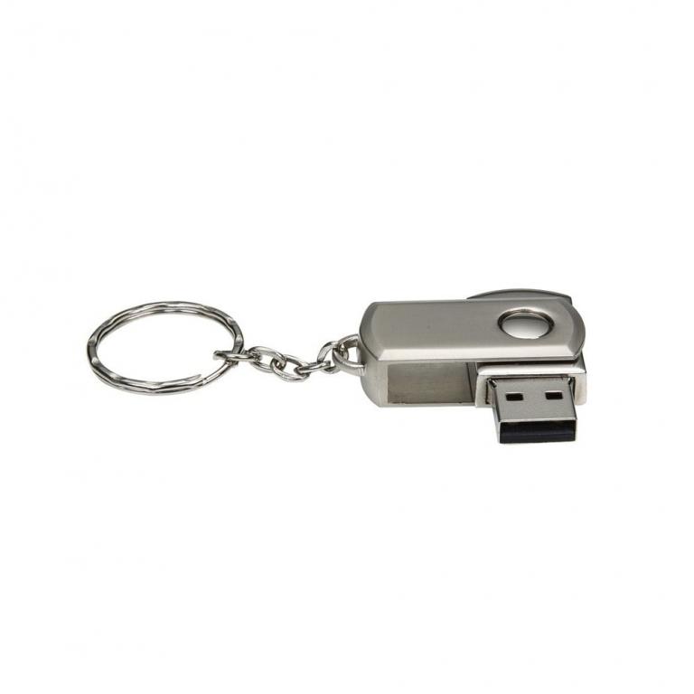brinde Pen Drive Mini Giratorio 4GB-5