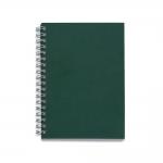 Brinde Caderno Capa Kraft com 98 Folhas Pautadas