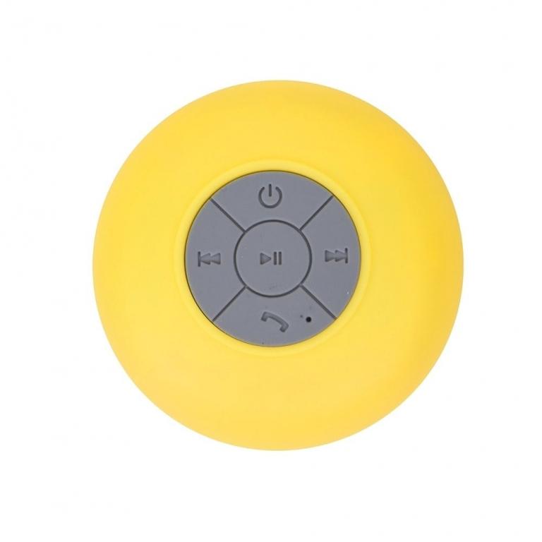 brinde Caixa de Som Bluetooth a Prova de Agua-5
