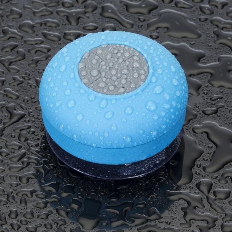 brinde Caixa de Som Bluetooth a Prova de Agua-7