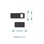 Brinde Protetor de Câmera Pequeno para Notebook ou Celular
