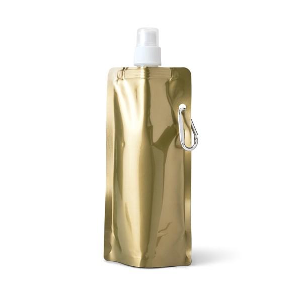 brinde Squeeze Dobravel Gold Silver 460 ml-2