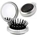 Brinde Kit Mulher com Nécessaire, Espelho Escova e Lixa de Unha
