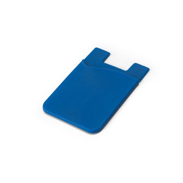 brinde Porta Cartao para Celular em Silicone-2