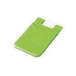Brinde Porta Cartão para Celular em Silicone