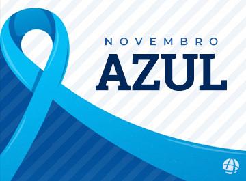 Brindes personalizados para novembro azul