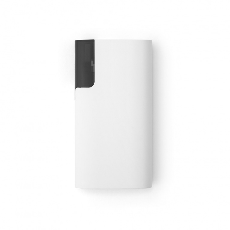 brinde Carregador Portatil de Celular com Compartimento Para Cabo personalizado-4