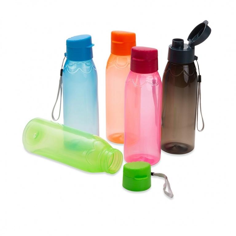 brinde Squeeze Ipanema Plastica com Alca de Nylon 700 ml personalizada-2