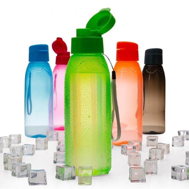 brinde Squeeze Ipanema Plastica com Alca de Nylon 700 ml personalizada-3