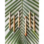 Brinde Caneta Ecológica em Bambu e Fibra de Trigo